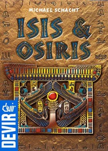 Devir - Isis & Osiris, gioco da tavolo