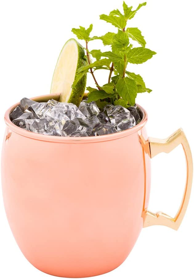 16-OZ National uniform free shipping Moscow Mule Mug We OFFer at cheap prices with Restaurants Handle: Bars Perfect for