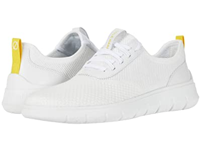 Cole Haan Generation Zerogrand Stitchlite (Optic White Knit) Men