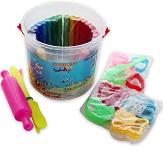 Modeling Clay Kids 24 Colors Play Dough