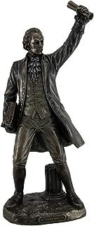 Alexander Hamilton Statue Sculpture Figurine