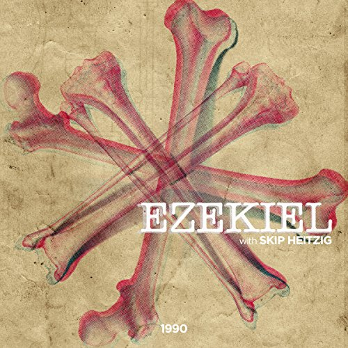 26 Ezekiel - 1990 cover art
