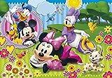 Clementoni - Puzzle Minnie Mouse de 40 Piezas