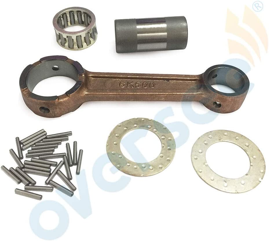 Spare Award Free Shipping Cheap Bargain Gift Parts for Outboard Connecting Rod Engine6K5-11651-00