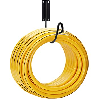 Foldable Hose 8.5 inch Tall Yellow