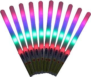 glow in the dark cotton candy sticks