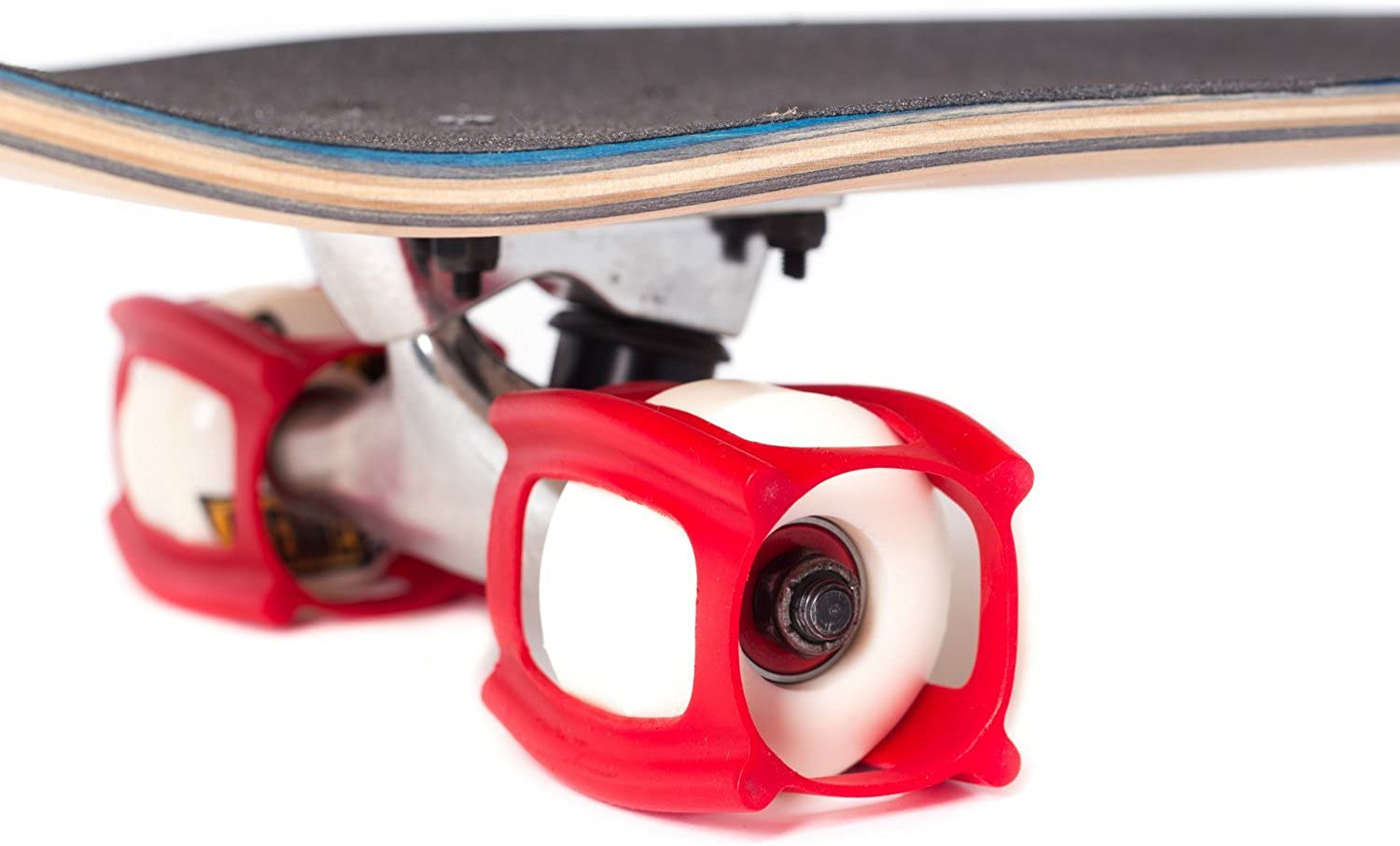 SKATERTRAINER 2.0, The Rubber Skateboarding Accessory for Perfecting Your Ollie and Kickflip - Learn, Practice and Land Tricks in No Time!