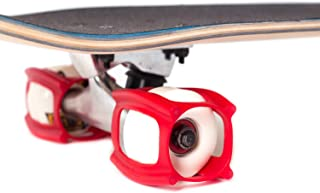 SKATERTRAINER 2.0, The Rubber Skateboarding Accessory for Perfecting Your Ollie and Kickflip - Learn, Practice and Land Tr...
