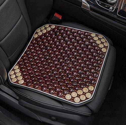YLG zitkussen - zitkussen voor de auto of bureaustoel - ademend en comfortabel zitkussen koel autostoelkussen, bruin
