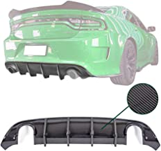 Best carbon fiber rear diffuser Reviews