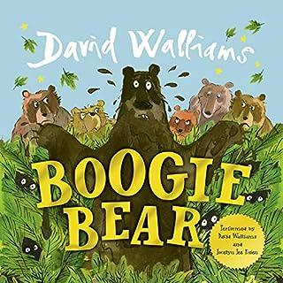 Boogie Bear cover art