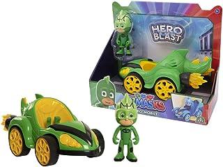 Giochi Preziosi PJ Masks - Vehículo Hero Blast Lagartija
