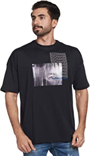 A I X Armani Exchange T-Shirts For Men , 3GZTGG , , S