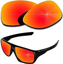 Polarized Replacement Lenses for Oakley Dispatch 2 Sunglasses - Multiple Colors