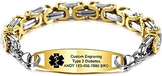Best ehlers danlos medical alert bracelet Reviews