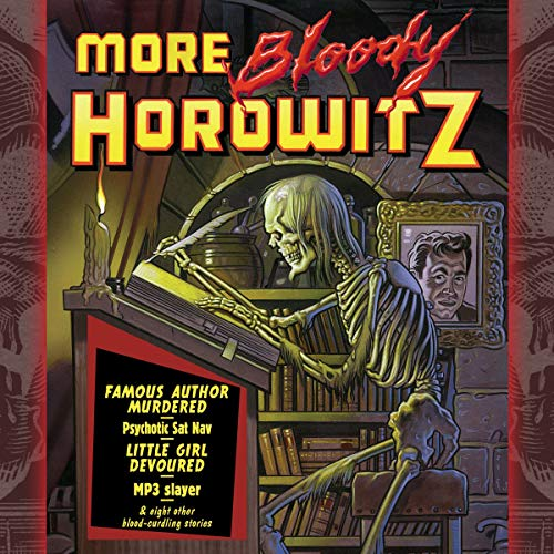 More Bloody Horowitz cover art