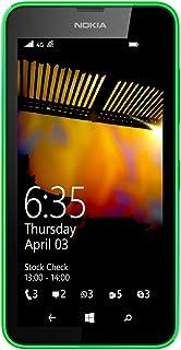 Nokia Lumia 635 8GB Unlocked GSM 4G LTE Windows 8.1 Quad-Core Smartphone - Green
