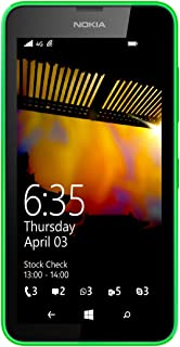 Nokia Lumia 635 RM-975 Unlocked GSM Windows 8.1 Quad-Core Smartphone - Green