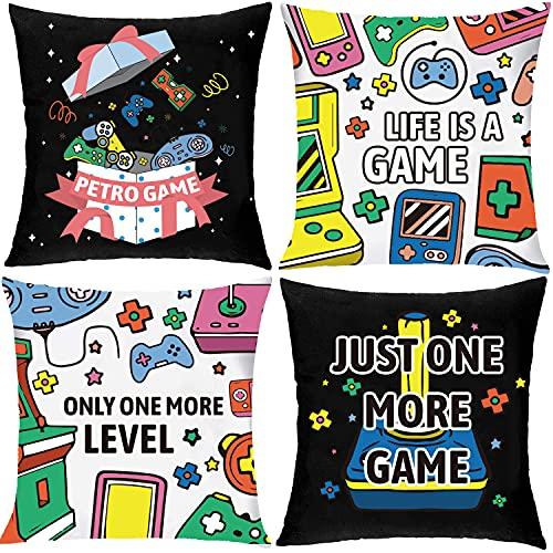 Xinzistar 4 Packs Gaming Cushion...