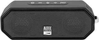Altec Lansing IMW449 Jacket H2O 4 Rugged Floating Ultra Portable Bluetooth Waterproof Speaker with up to 10 Hours of Batte... photo