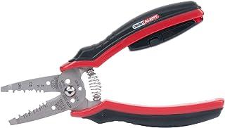 GB Gardner Bender GST-224M 7 Stainless Steel Curved Handle Wire Stripper
