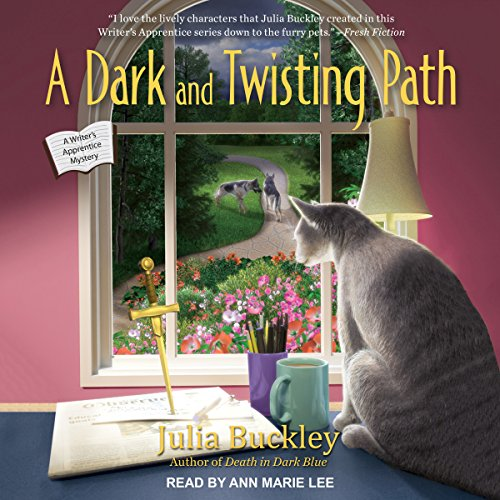 Couverture de A Dark and Twisting Path