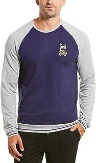 Men's Color Pop Crew Neck Lounge Sweatshirt