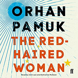 The Red-Haired Woman cover art