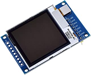 "QinMei Zhou 1.6"" TFT IPS Transflective Display Module LCD Display DIY SPI Serial Port 130 * 130 Communicate"