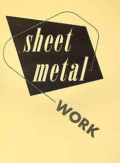 How To Do Sheet Metal Work Handbook Cutting, Soldering, Bending, Forming