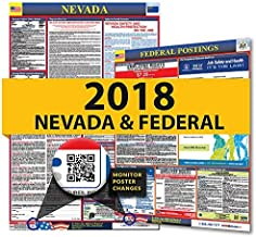 2019 Nevada State and Federal Labor Law Posters for Workplace Compliance