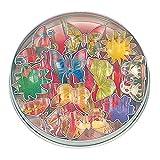 Fox Run Mini Flower and Butterfly 11 Piece Cookie Cutter Set