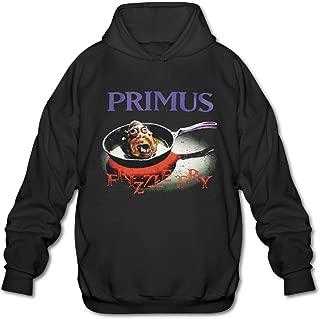 Primus Frizzle Fry Printed Men's Sweatshirt Black