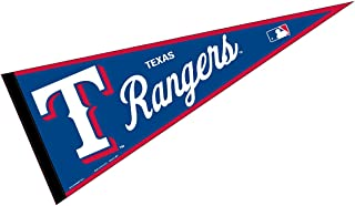 WinCraft Texas Rangers Large Pennant