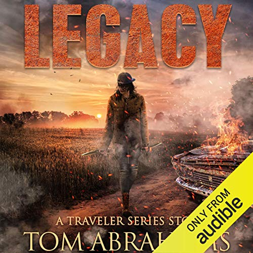 Couverture de Legacy: A Post-Apocalyptic Survival Story
