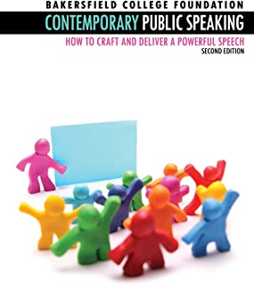 Contemporary Public Speaking