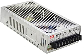 MW Mean Well NES-200-12 12V 17A 204W Single Output Switching Power Supply