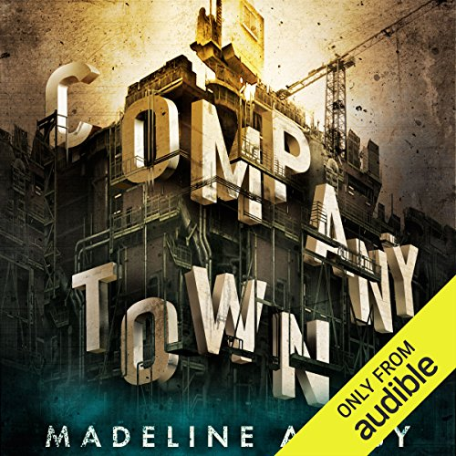 Company Town audiobook cover art