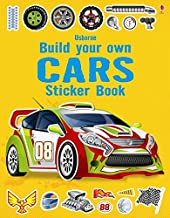 Build Your Own Car Sticker Book (Build Your Own Sticker Book) [Paperback] [Mar 01, 2013] NILL