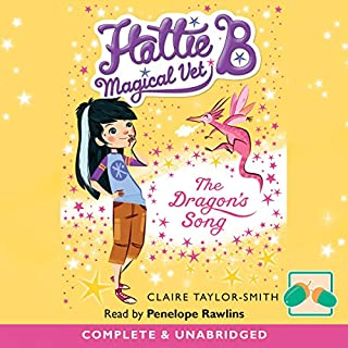 Hattie B Magical Vet cover art