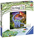 Ravensburger 18031 String It Midi: Dinosaurs