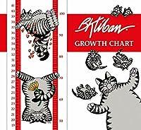 B.Kliban Growth Chart [並行輸入品]