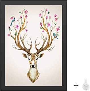 5D Diamond Painting Frame - Suitable for 12X16 inch Diamond Painting, Make Your Work More Beautiful (Wood Frame)