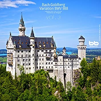 Bach Goldberg Variation BWV 988, Vol. 3 (Classical Lullaby,Prenatal Care,Prenatal Music,Pregnant Woman,Baby Sleep Music,Pregnancy Music)