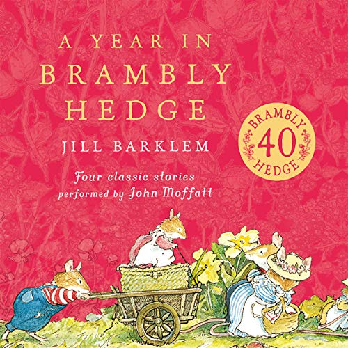 A Year in Brambly Hedge cover art