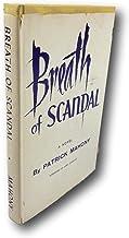 Rare 1957 ~ Breath of Scandal ~ Patrick Mahony ~ Inscribed by Author ~ HC w/ DJ
