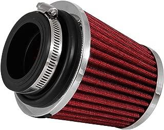K&N RG-1003RD-L Universal Chrome Filter