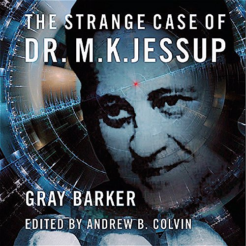 The Strange Case of Dr. M.K. Jessup audiobook cover art