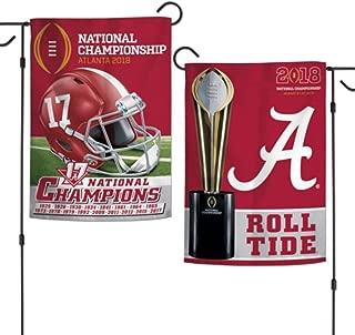 WinCraft Alabama Crimson Tide National Champs 12