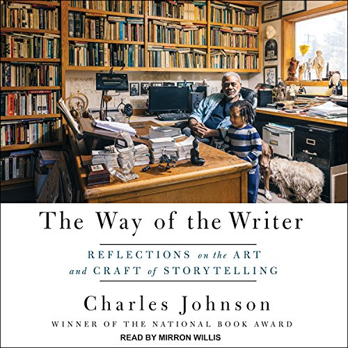 The Way of the Writer audiobook cover art
